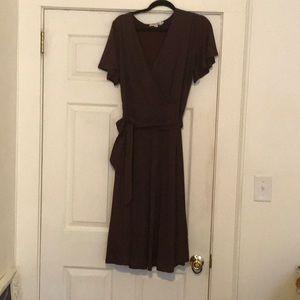 Boden US Faux wrap dress